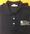 AAEES Polo Shirt - Women Small