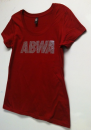 ABWA Bling shirt Small