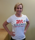 21cents For Change T-shirt - Med