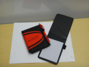 Jotter pad and pen