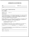 Hearing Aid Loaner Agreement