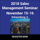 2018 Sales Management Seminar
