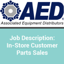 Job Description: In-Store Customer Parts Sales