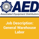 Job Description: General Warehouse Labor