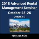 2018 Advanced Rental Management Seminar