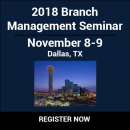 2018 Branch Management Seminar