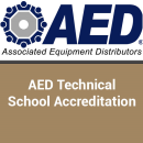 AED Technical School Accreditation