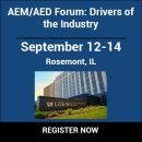 AEM/AED Forum: Drivers of the Industry