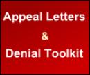 Appeal Letters & Denial Toolkit