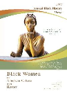 2012 Poster - Black Women in American Culture and History Phillis Wheatly