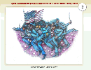 "Black History ""Proof of Valor"" Giclee 3 [Charles Bibbs' Numbered Giclee 2011]"