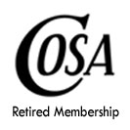 COSA Retiree Member