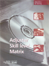 Adjuster Skills Level Matrix