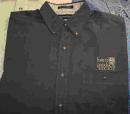 Ultra Club® Long Sleeve Gabardine Shirt - Large