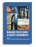 Managing Treated Wood in Aquatic Environments