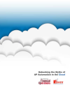 2013 Debunking the Myths of AP Automation in the Cloud in collaboration with Esker