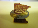 Safe Driving Award Pin