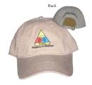 Cap - Low Profile - Pigment Dyed Cotton - Khaki
