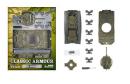 M4A3 Sherman Tank Model