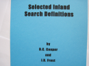 Selected Inland Search Definitions