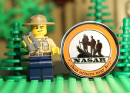 NASAR Challenge Coin