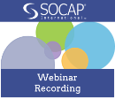 New Insights from SOCAP's Framework