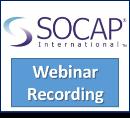 SOCAP Chapter Leader Orientation