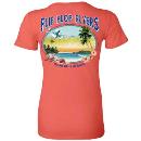 Women's Flip Flop Flyer T-Shirt