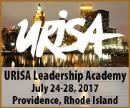 2017 URISA Leadership Academy Providence , RI