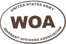 WOA Oval Car Decal